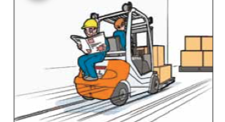 Tips voor veilig werken met interne transportmiddelen
